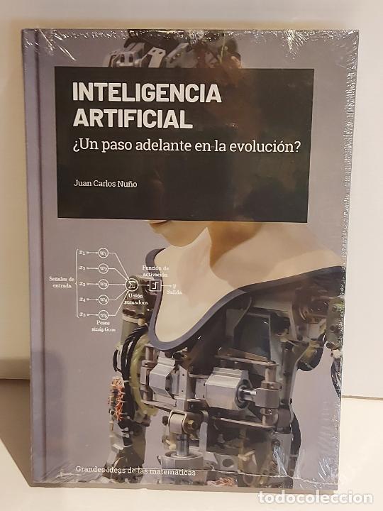 GRANDES IDEAS DE LAS MATEMÁTICAS / 38 / INTELIGENCIA ARTIFICIAL / PRECINTADO A ESTRENAR. (Libros Nuevos - Ciencias, Manuales y Oficios - Física, Química y Matemáticas)