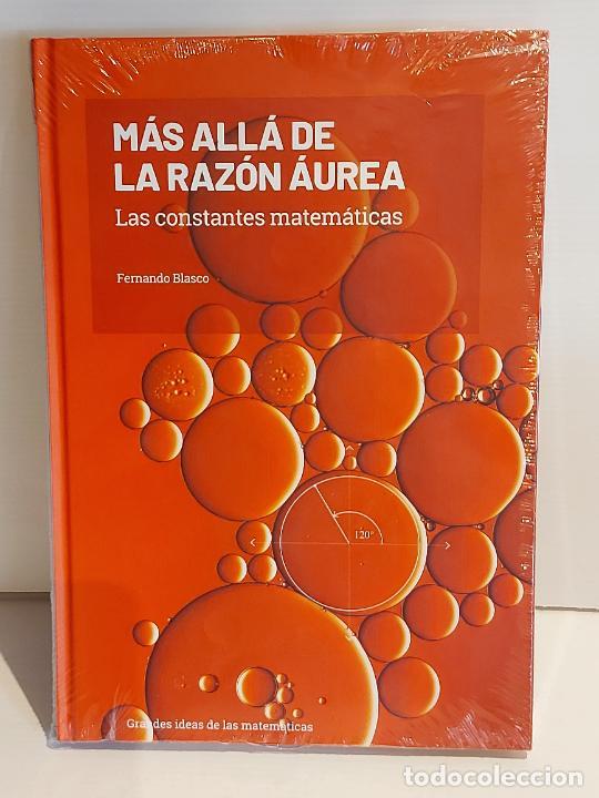 GRANDES IDEAS DE LAS MATEMÁTICAS / 9 / MÁS ALLÁ DE LA RAZÓN ÁUREA / PRECINTADO A ESTRENAR. (Libros Nuevos - Ciencias, Manuales y Oficios - Física, Química y Matemáticas)