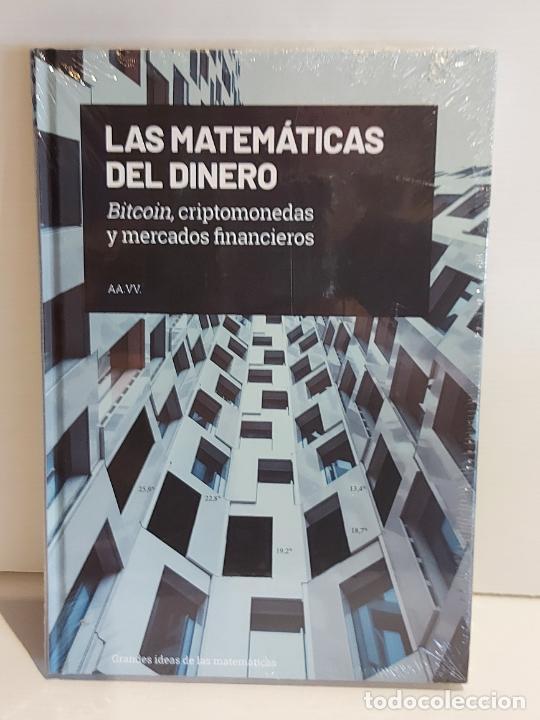 GRANDES IDEAS DE LAS MATEMÁTICAS / 36 / LAS MATEMÁTICAS DEL DINERO / PRECINTADO A ESTRENAR. (Libros Nuevos - Ciencias, Manuales y Oficios - Física, Química y Matemáticas)