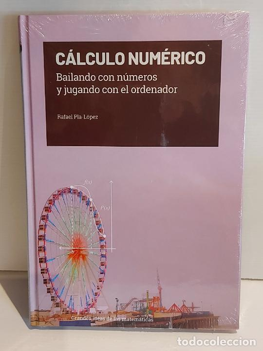 GRANDES IDEAS DE LAS MATEMÁTICAS / 35 / CÁLCULO NUMÉRICO / PRECINTADO A ESTRENAR. (Libros Nuevos - Ciencias, Manuales y Oficios - Física, Química y Matemáticas)