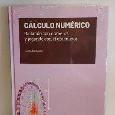 Livres: GRANDES IDEAS DE LAS MATEMÁTICAS / 35 / CÁLCULO NUMÉRICO / PRECINTADO A ESTRENAR.. Lote 240793125