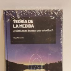 Livros: GRANDES IDEAS DE LAS MATEMÁTICAS / 25 / TEORÍA DE LA MEDIDA / PRECINTADO A ESTRENAR.. Lote 228328940