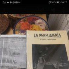 Livros: LA PERFUMERÍA, PRÁCTICA Y PRINCIPIOS, CALKIN Y JELLINEK. Lote 232872570