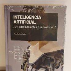 Livros: GRANDES IDEAS DE LAS MATEMÁTICAS / 38 / INTELIGENCIA ARTIFICIAL / PRECINTADO A ESTRENAR.. Lote 233974185