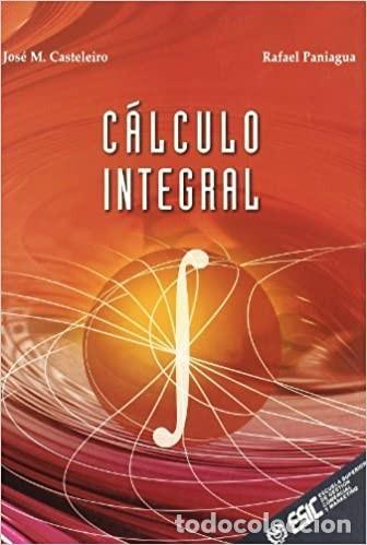 CÁLCULO INTEGRAL. RAFAEL PANIAGUA Y JOSÉ M. CASTELEIRO. ESIC (Libros Nuevos - Ciencias, Manuales y Oficios - Física, Química y Matemáticas)