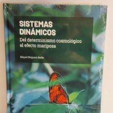 Libros: GRANDES IDEAS DE LAS MATEMÁTICAS / 31 / SISTEMAS DINÁMICOS / PRECINTADO A ESTRENAR.. Lote 235480515
