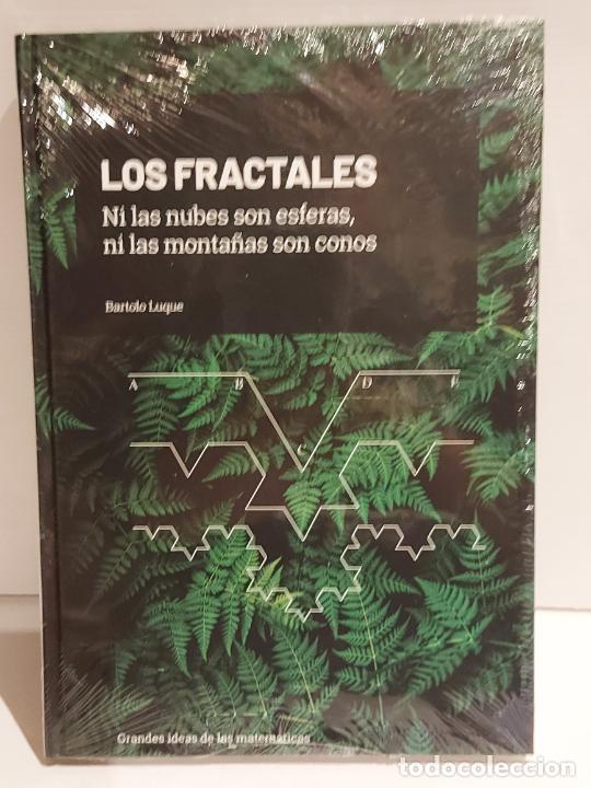 GRANDES IDEAS DE LAS MATEMÁTICAS / 27 / LOS FRACTALES / PRECINTADO A ESTRENAR. (Libros Nuevos - Ciencias, Manuales y Oficios - Física, Química y Matemáticas)