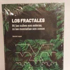 Libros: GRANDES IDEAS DE LAS MATEMÁTICAS / 27 / LOS FRACTALES / PRECINTADO A ESTRENAR.. Lote 235481985