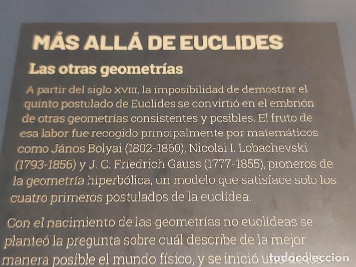 Libros: GRANDES IDEAS DE LAS MATEMÁTICAS / 22 / MÁS ALLÁ DE EUCLIDES / PRECINTADO A ESTRENAR. - Foto 2 - 235482285