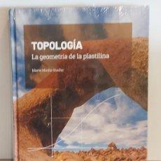 Libros: GRANDES IDEAS DE LAS MATEMÁTICAS / 19 / TOPOLOGÍA / PRECINTADO A ESTRENAR.. Lote 235483185