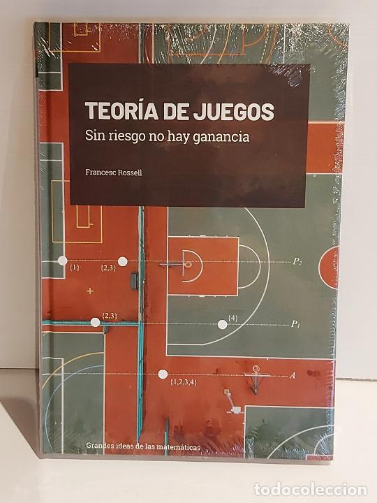 GRANDES IDEAS DE LAS MATEMÁTICAS / 29 / TEORÍA DE JUEGOS / PRECINTADO A ESTRENAR. (Libros Nuevos - Ciencias, Manuales y Oficios - Física, Química y Matemáticas)
