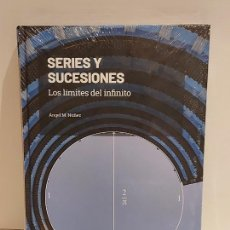 Libros: GRANDES IDEAS DE LAS MATEMÁTICAS / 8 / SERIES Y SUCESIONES / PRECINTADO A ESTRENAR.. Lote 236775985