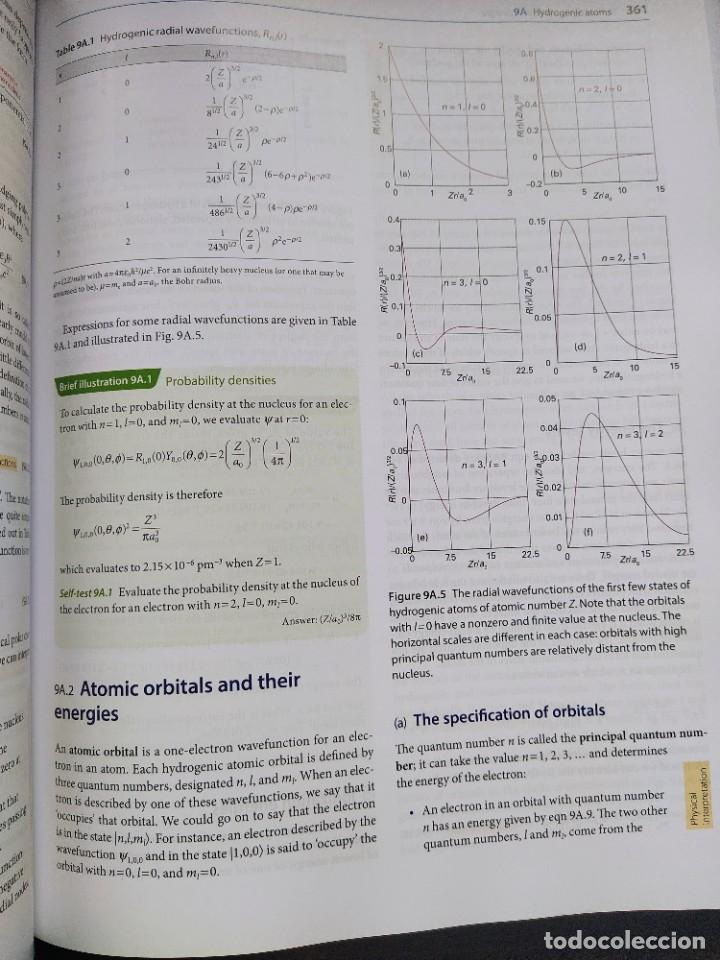 Libros: Atkins´ Physical Chemistry, 10th Edition. Oxford University Press. - Foto 4 - 236935360