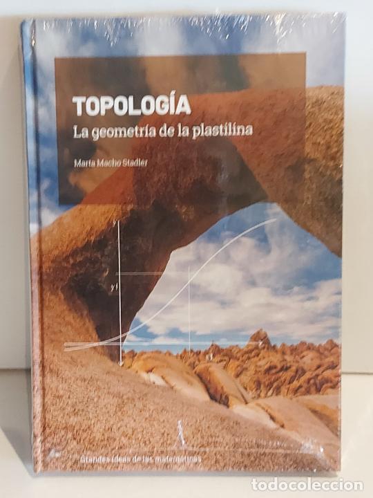 GRANDES IDEAS DE LAS MATEMÁTICAS / 19 / TOPOLOGÍA / PRECINTADO A ESTRENAR. (Libros Nuevos - Ciencias, Manuales y Oficios - Física, Química y Matemáticas)