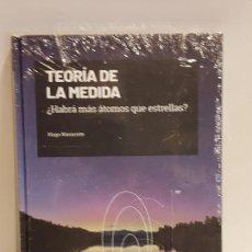 Livres: GRANDES IDEAS DE LAS MATEMÁTICAS / 25 / TEORÍA DE LA MEDIDA / PRECINTADO A ESTRENAR.. Lote 245213260