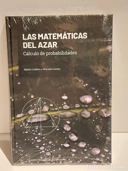 GRANDES IDEAS DE LAS MATEMÁTICAS / 17 / LAS MATEMÁTICAS DEL AZAR / PRECINTADO A ESTRENAR. (Libros Nuevos - Ciencias, Manuales y Oficios - Física, Química y Matemáticas)