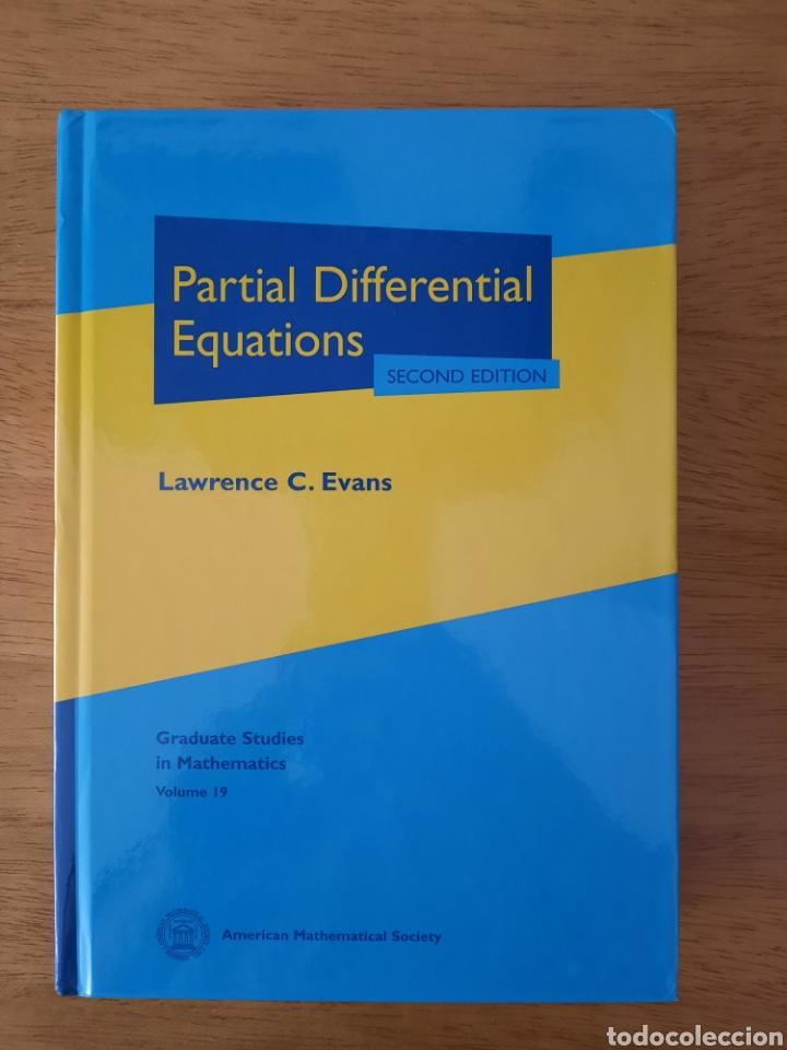 LAWRENCE C. EVANS: PARTIAL DIFFERENTIAL EQUATIONS. (Libros Nuevos - Ciencias, Manuales y Oficios - Física, Química y Matemáticas)