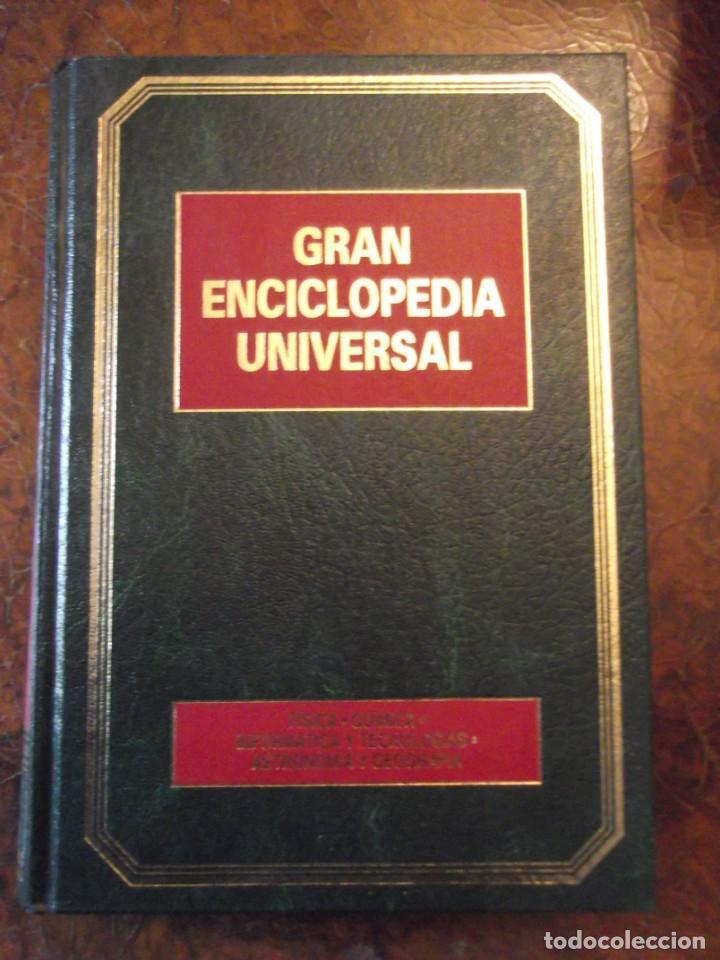 ENCICLOPEDIA UNIVERSAL DE FISICA /QUIMICA/INFORMATICA/TECNOLOGIAS/ASTRONOMIA Y GEOGRAFIA (Libros Nuevos - Ciencias, Manuales y Oficios - Física, Química y Matemáticas)