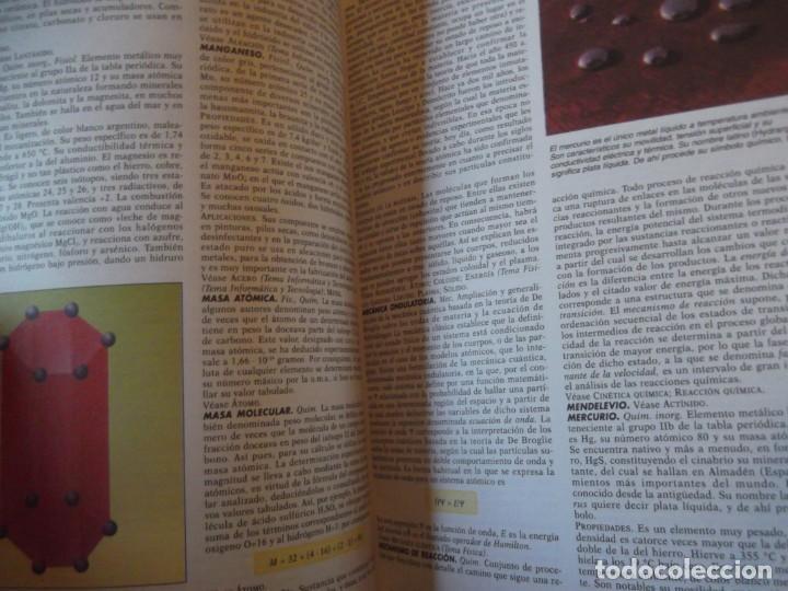 Libros: Enciclopedia Universal de FISICA /QUIMICA/INFORMATICA/TECNOLOGIAS/ASTRONOMIA y GEOGRAFIA - Foto 4 - 253551425