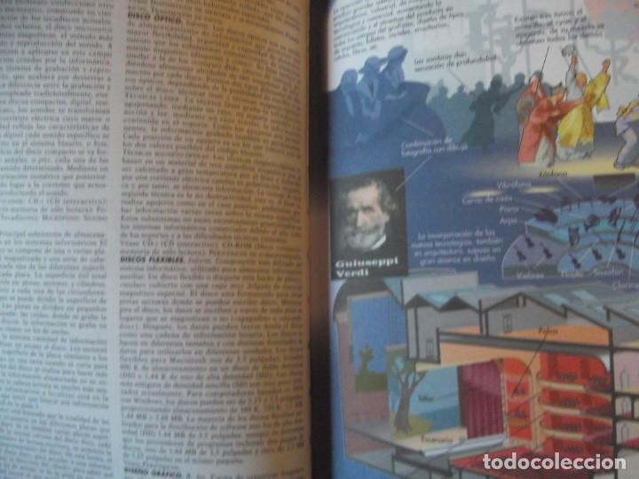 Libros: Enciclopedia Universal de FISICA /QUIMICA/INFORMATICA/TECNOLOGIAS/ASTRONOMIA y GEOGRAFIA - Foto 5 - 253551425