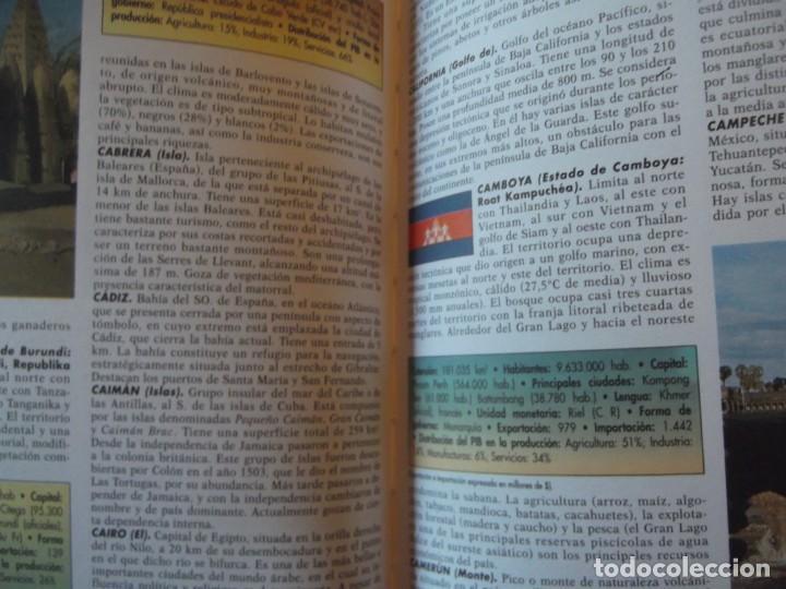 Libros: Enciclopedia Universal de FISICA /QUIMICA/INFORMATICA/TECNOLOGIAS/ASTRONOMIA y GEOGRAFIA - Foto 6 - 253551425