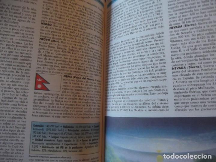 Libros: Enciclopedia Universal de FISICA /QUIMICA/INFORMATICA/TECNOLOGIAS/ASTRONOMIA y GEOGRAFIA - Foto 7 - 253551425