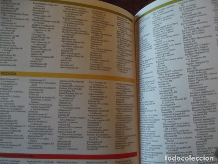 Libros: Enciclopedia Universal de FISICA /QUIMICA/INFORMATICA/TECNOLOGIAS/ASTRONOMIA y GEOGRAFIA - Foto 8 - 253551425