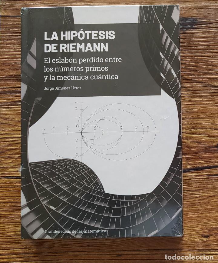 GRANDES IDEAS DE LAS MATEMÁTICAS 24 / LA HIPÓTESIS DE RIEMANN (PRECINTADO) (Libros Nuevos - Ciencias, Manuales y Oficios - Física, Química y Matemáticas)