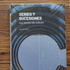 Livres: GRANDES IDEAS DE LAS MATEMÁTICAS / SERIES Y SUCESIONES (PRECINTADO). Lote 254942440