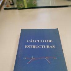 Libros: CÁLCULO DE ESTRUCTURAS, JOSÉ RAMÓN GONZÁLEZ DE CANGAS, AVELINO SAMARTIN QUIROGA. Lote 262192910