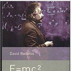 Libros: E=MC2 DAVID BODANIS. Lote 262943980
