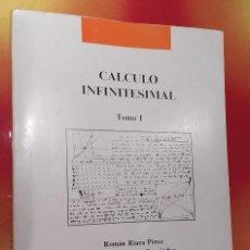 Libros: CÁLCULO INFINITESIMAL TOMÓ 1. Lote 264292868