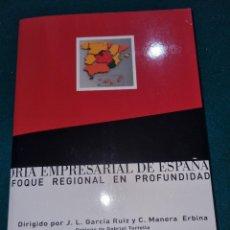 Libros: HISTORIA EMPRESARIAL DE ESPAÑA. Lote 264723804