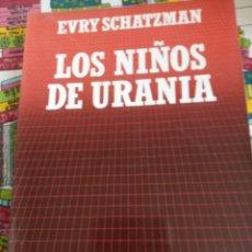Libros: LOS NIÑOS DE URANIA. Lote 269438113