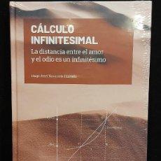 Libros: GRANDES IDEAS DE LAS MATEMÁTICAS / 15 / CÁLCULO INFINITESIMAL / PRECINTADO A ESTRENAR.. Lote 276713173