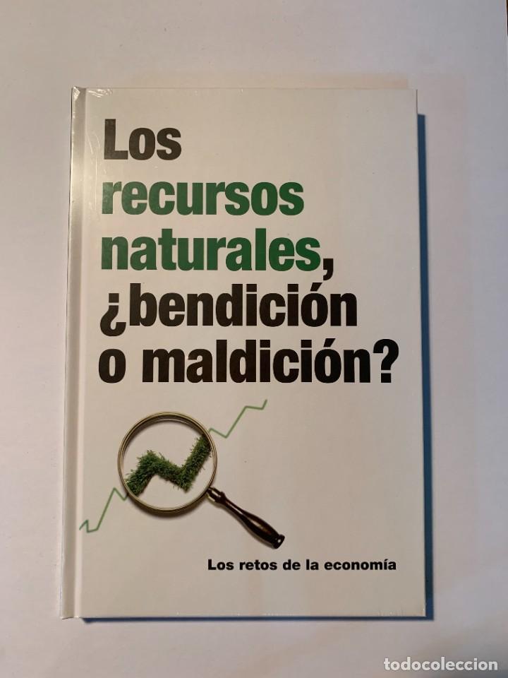 COLECCIÓN LOS RETOS DE LA ECONOMÍA - LOS RECURSOS NATURALES - NUEVO (Libros Nuevos - Ciencias, Manuales y Oficios - Física, Química y Matemáticas)