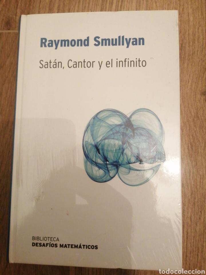 SATÁN, CANTOR Y EL INFINITO (Libros Nuevos - Ciencias, Manuales y Oficios - Física, Química y Matemáticas)