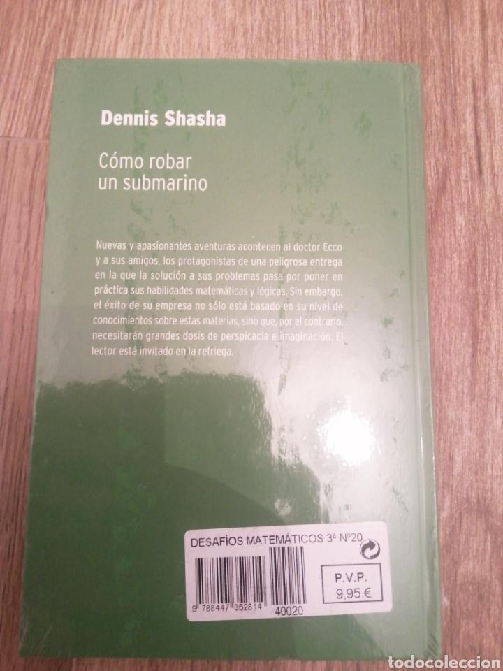 Libros: Cómo robar un submarino - Foto 3 - 288723618