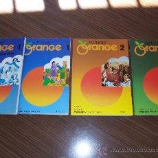 Libros: ORANGE 1-2 Y 3 EL 1 CON LIBRO DE ACTIVIDADES. Lote 105313579