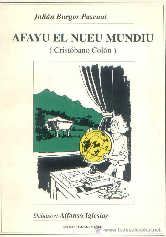 AFAYU EL NUEU MUNDIU (CRISTÓBANO COLÓN) (Libros Nuevos - Idiomas - Francés)