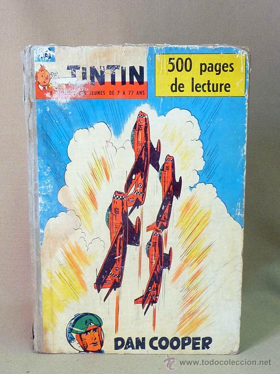 COMIC, RECUEIL DU JOURNAL, TINTIN, DAN COOPER, 500 PAGINAS (Libros Nuevos - Idiomas - Francés)