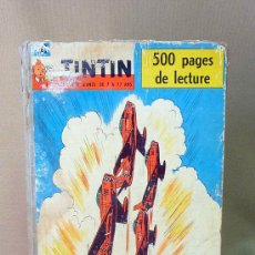 Libros: COMIC, RECUEIL DU JOURNAL, TINTIN, DAN COOPER, 500 PAGINAS. Lote 26821716