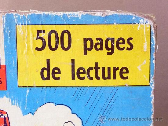 Libros: COMIC, RECUEIL DU JOURNAL, TINTIN, DAN COOPER, 500 PAGINAS - Foto 2 - 26821716