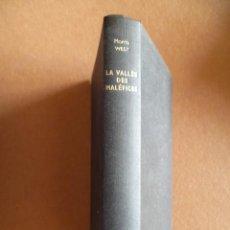 Libros: LA VALLEÉ DES MALÉFICES/ MORRIS WEST/ EN FRANCES. Lote 27770372