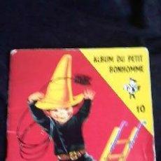 Libros: CUENTO ALBUM DU PETIT BONHOMME 10.HANS LE PETIT CAMONEUR.FRANCES.. Lote 32193972