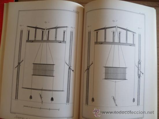 Libros: L'ENCYCLOPÉDIE DIDEROT ET D'ALEMBERT - L'ART DE LA SOIE / INTER LIVRES (en francés-ver fotos). - Foto 5 - 32527407