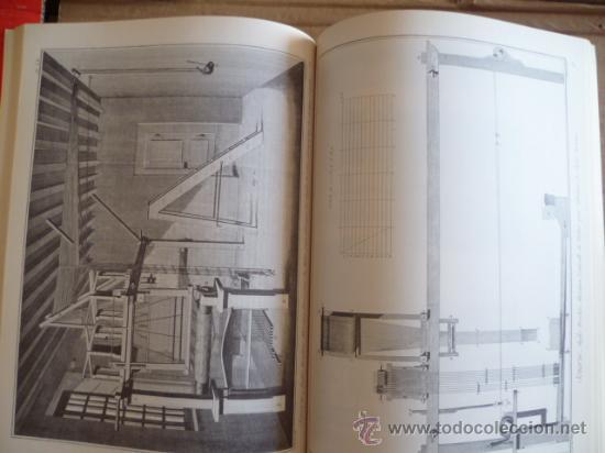 Libros: L'ENCYCLOPÉDIE DIDEROT ET D'ALEMBERT - L'ART DE LA SOIE / INTER LIVRES (en francés-ver fotos). - Foto 6 - 32527407