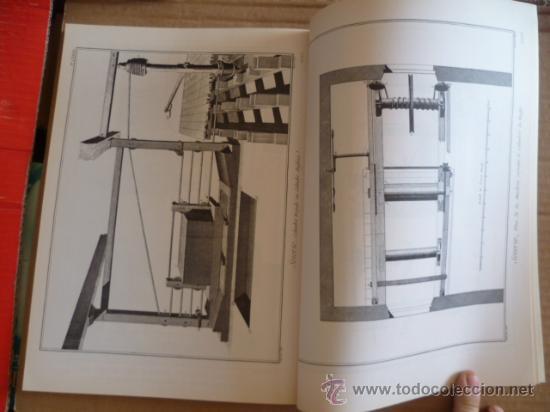 Libros: L'ENCYCLOPÉDIE DIDEROT ET D'ALEMBERT - L'ART DE LA SOIE / INTER LIVRES (en francés-ver fotos). - Foto 9 - 32527407