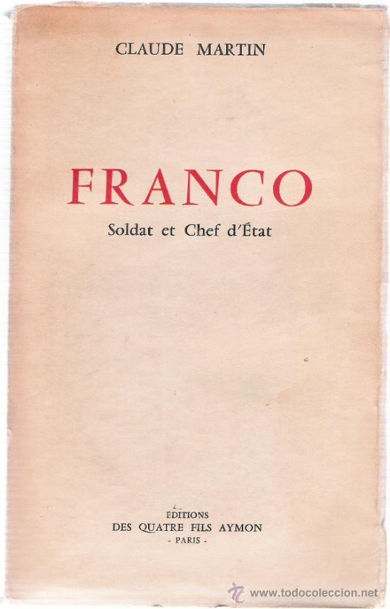 FRANCO - CLAUDE MARTIN (Libros Nuevos - Idiomas - Francés)