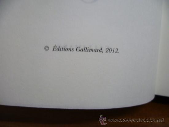 Libros: LE GRAND COEUR, Jean Christophe Rufin - roman (en frances) Editions Gallimard, 2012 - Foto 4 - 38790556